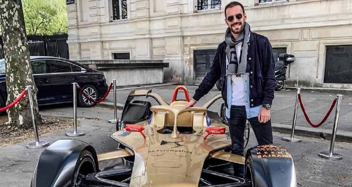 Interview Jean-Eric Vergne (vidéo) : « J'adorerais de nouveau gagner à Paris »
