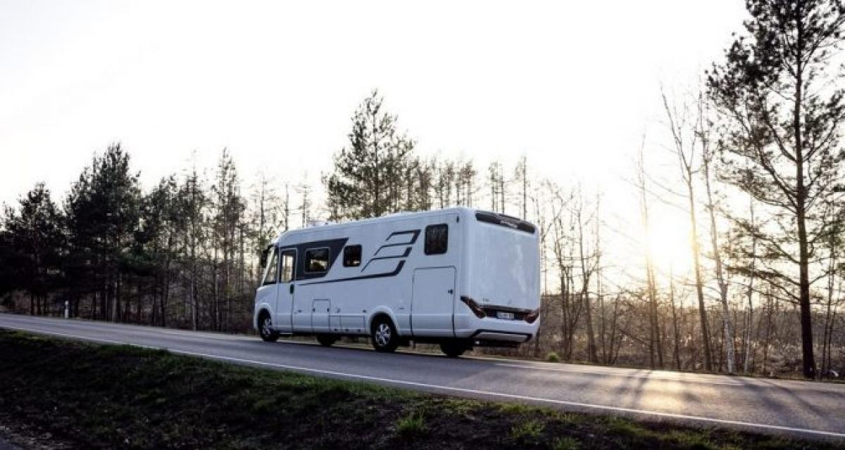 Camping-car Hymer Class B-ML: voyagez en première classe en 3 points