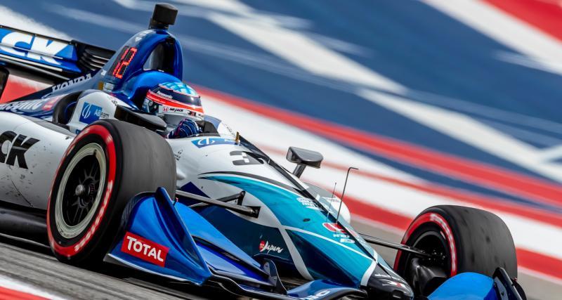 IndyCar - Grand Prix d'Alabama : Sato haut la main, Bourdais sur le podium