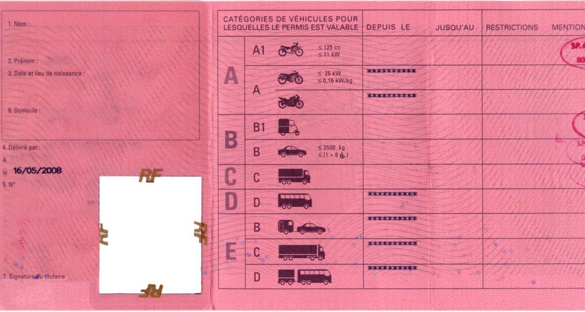 Conduite sans permis : 680 000 conducteurs roulent sans permis de conduire