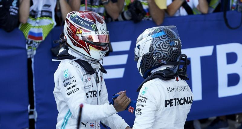 Le classement 2019 constructeurs