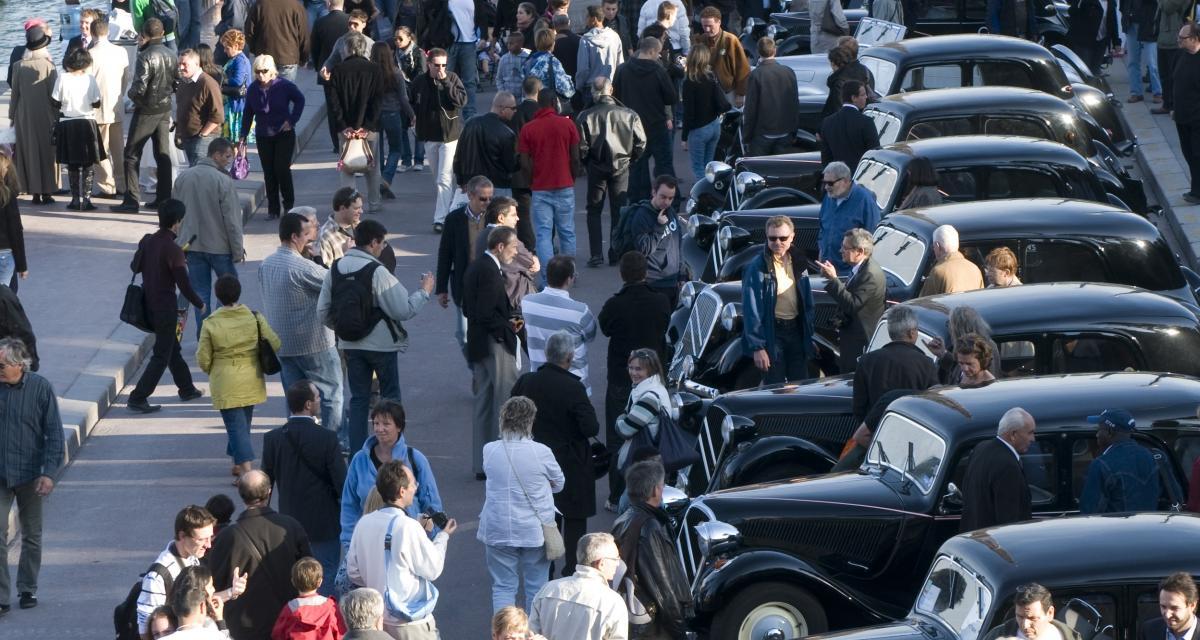 Citroën / Rassemblement du siècle : et si vous participiez ?