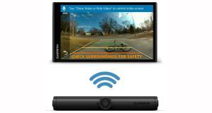 Garmin commercialise une caméra de recul sans aucun câble pour ses navigateurs portables