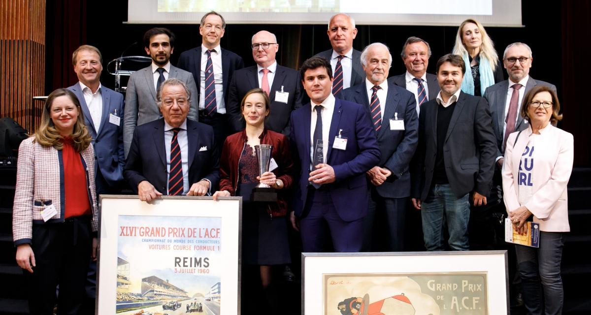 Expedicar et ProovStation : vainqueurs du Grand Prix ACF de la Startup Automobile 2019