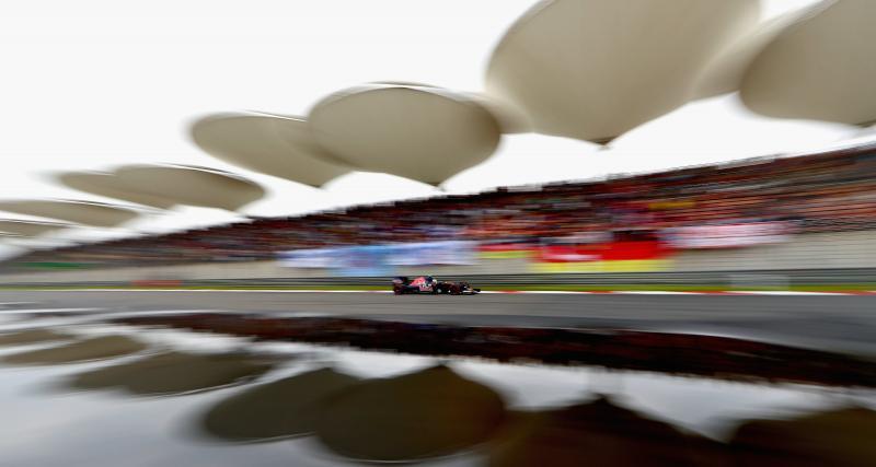 Grand Prix de Chine : le palmarès depuis 2004