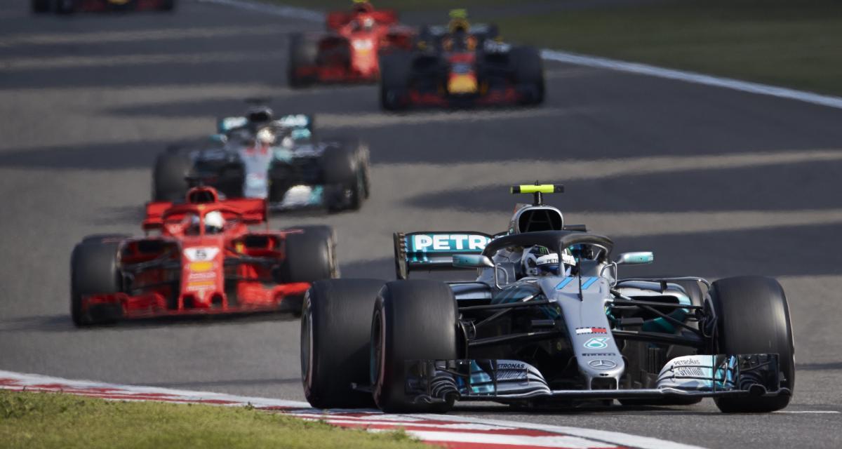 Grand Prix de Chine de F1 : sur quelle chaîne, à quelle heure ?