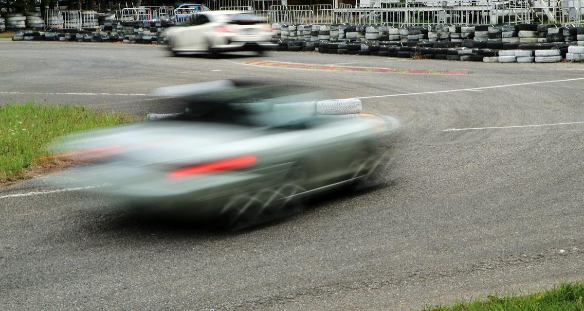Flashé à 155 km/h sur une route limitée à 90 km/h