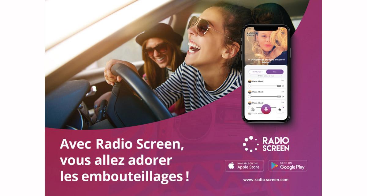 Radio Screen : le premier réseau social dédié aux auditeurs de radio