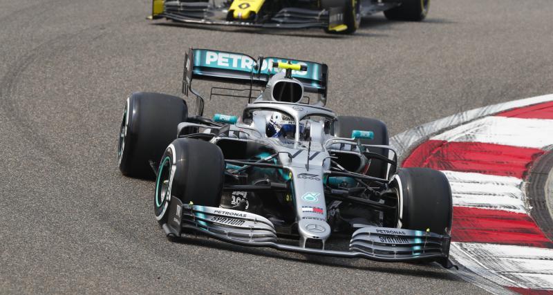 Grand Prix de Chine de F1 en replay : où revoir la course ?