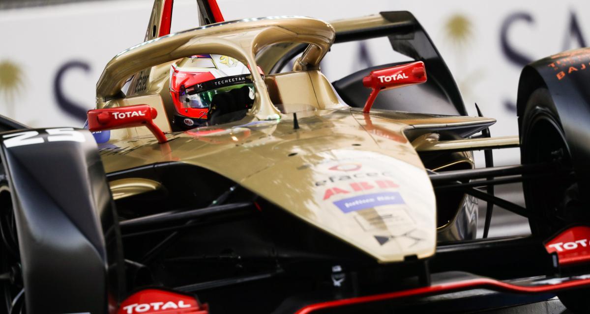 Formule E : le E-Prix de Rome en photo