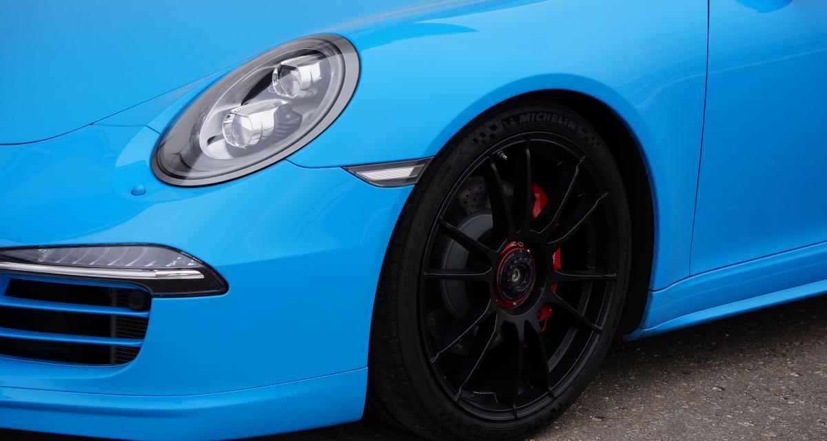 Flashé à 180 km/h en Porsche 911 sur une 2x2 voies