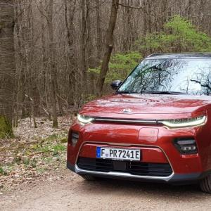 Essai Kia e-Soul 204 ch: notre essai complet du petit SUV électrique