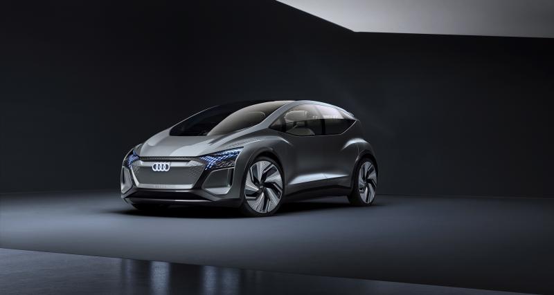 Audi AI:MEélectrique : une nouvelle ère