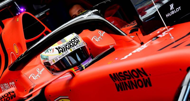 Formule 1 : le week-end de Ferrari au Grand Prix de Chine en photos
