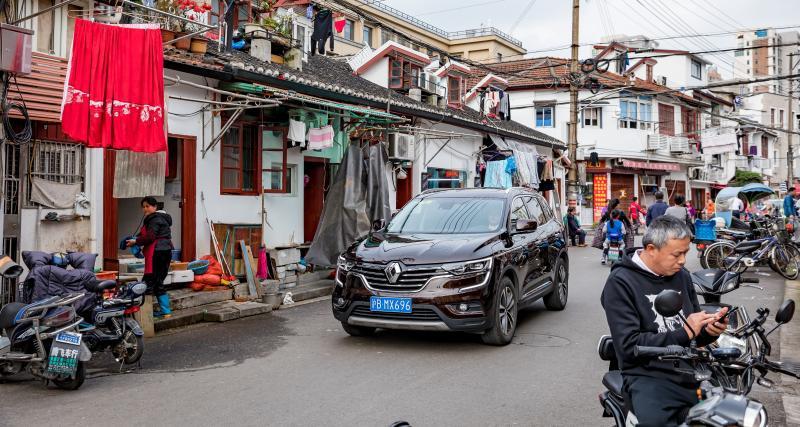 Renault City K-ZE : toutes les photos de la mini-citadine électrique