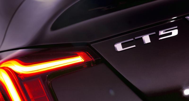 Cadillac CT5 Premium et Sport: toutes les photos