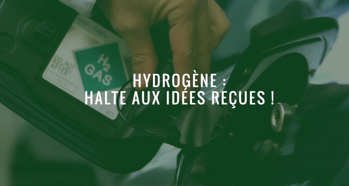 Hydrogène : halte aux idées reçues (vidéo)