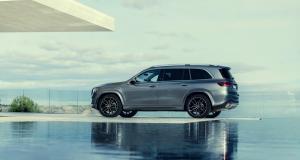 Mercedes GLS: l'Amérique, en très grand
