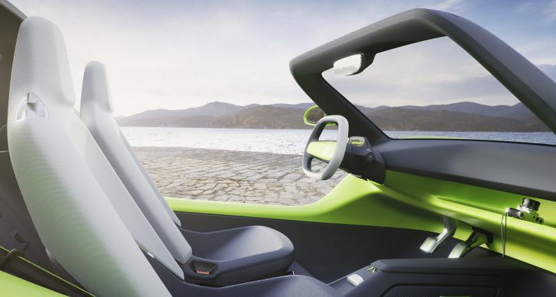 250 km d'autonomie, batterie de 62 kWh