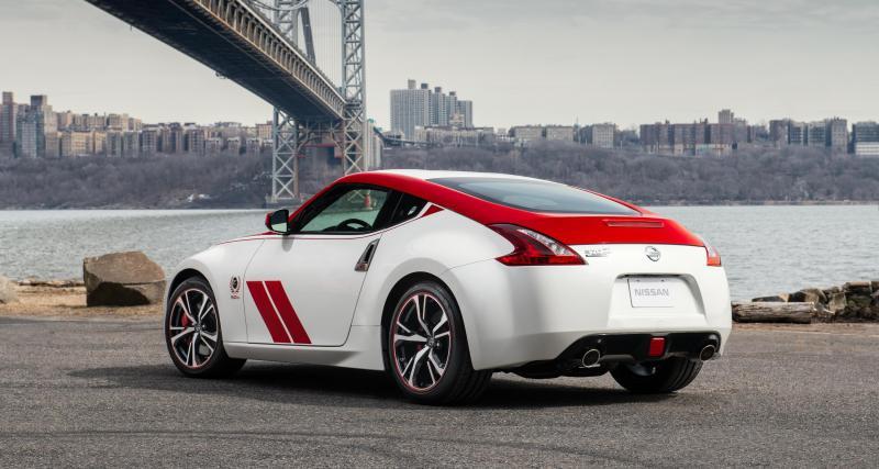 Nissan 370Z 50th Anniversary : 50 ans après Datsun
