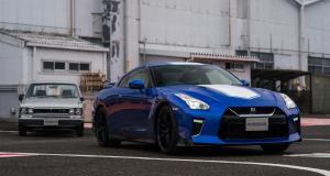 Nissan GT-R 50th Anniversary : l'édition limitée en 4 points