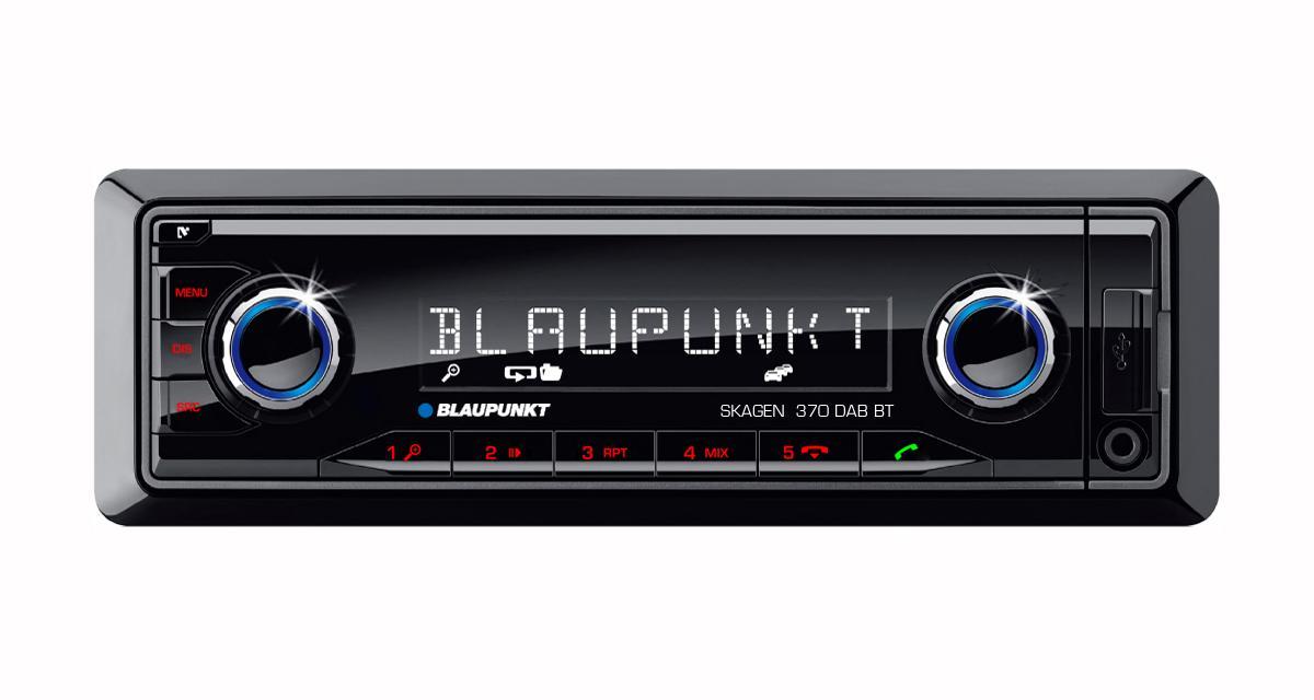 Blaupunkt dévoile un autoradio dédié aux sources numériques à prix canon
