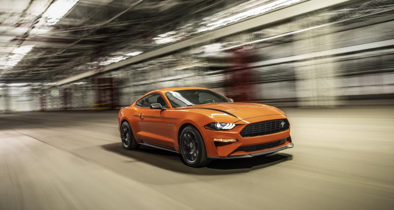 Ford Mustang EcoBoost 2.3 : le muscle car en 3 points