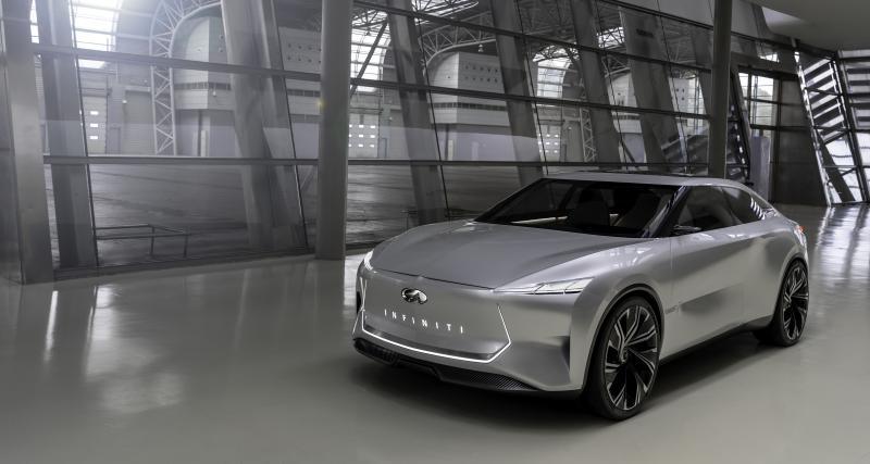Infiniti Qs Inspiration : le concept-car en 3 points