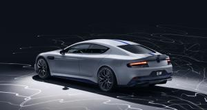Aston Martin Rapide E : la berline 100% électrique en 4 points