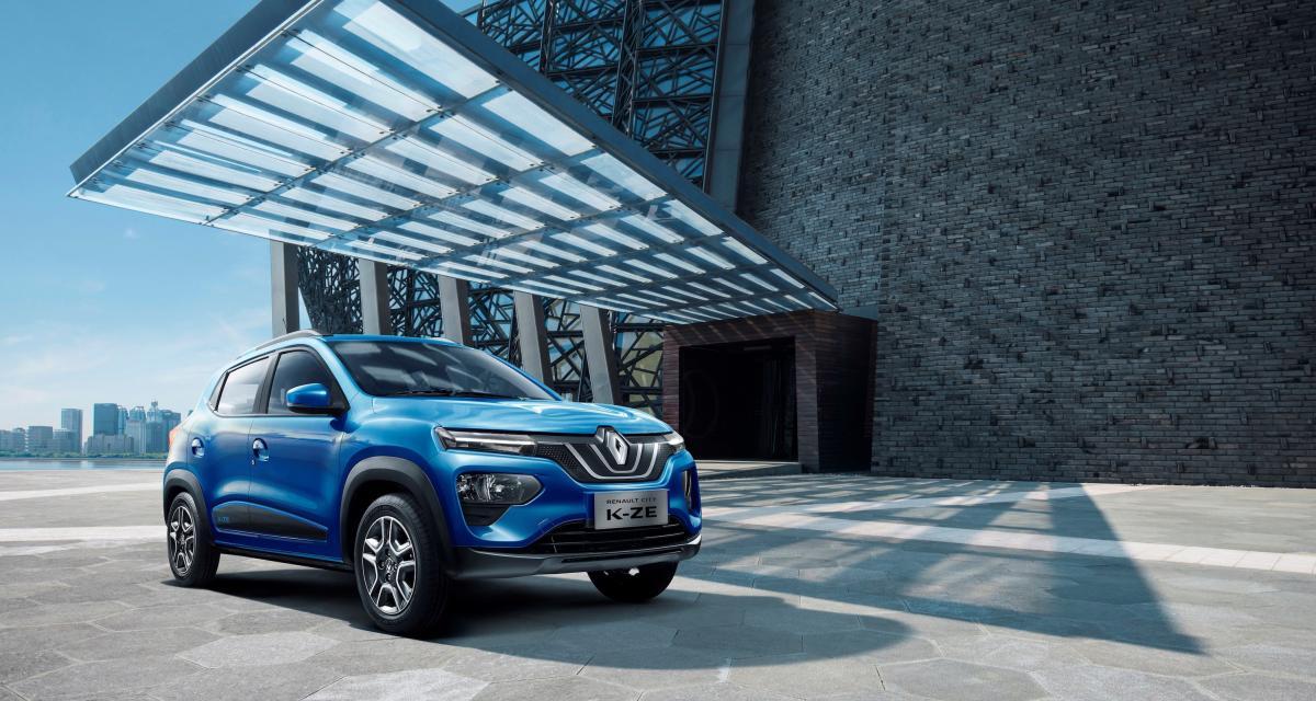 Renault City K-ZE : le SUV 100% électrique en 4 points