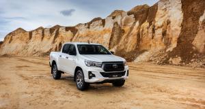 Toyota Hilux 2019 : toutes les photos de l'édition spéciale