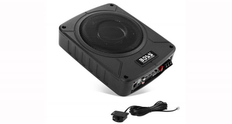 Boss Audio commercialise deux nouveaux caissons de grave à petit prix