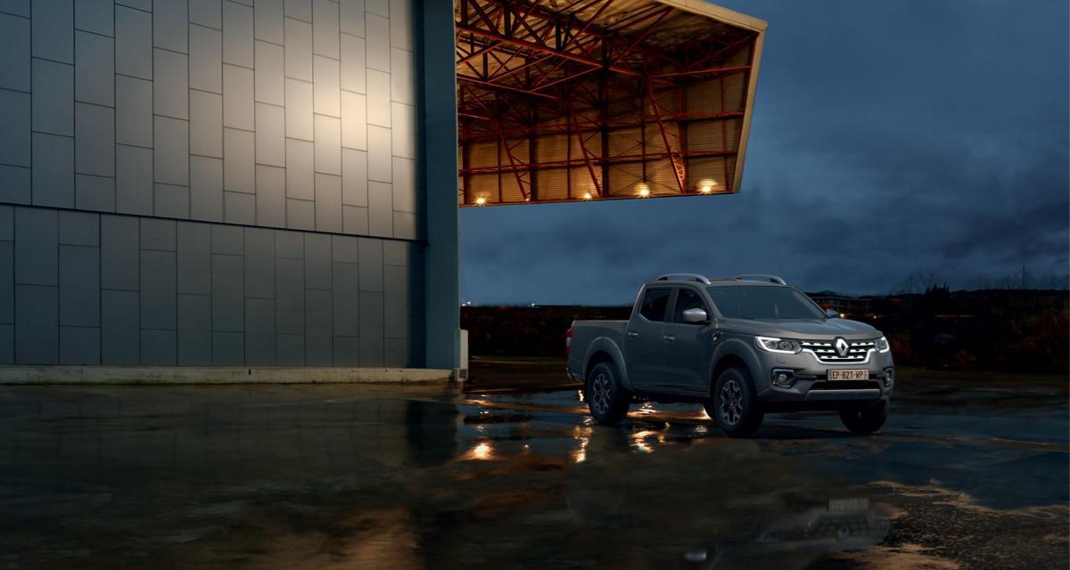 Renault Alaskan 2019 : les photos de la mise à jour du pick-up