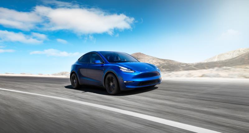 """Tesla : un million de """"robots-taxis"""" aux Etats-Unis en 2020, l'étonnante annonce d'Elon Musk"""