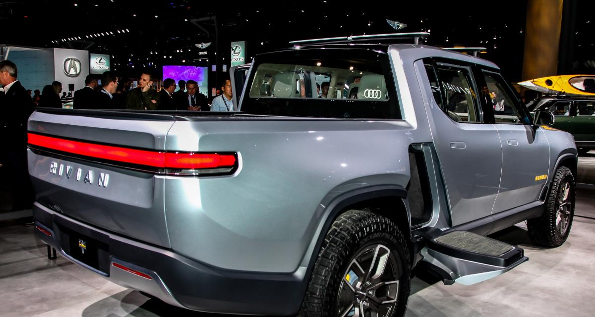 Ford investit 500 millions dans Rivian: Many Rivian to cross