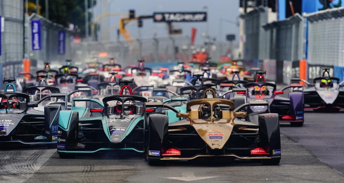 E-Prix de Paris de Formule E : le programme TV