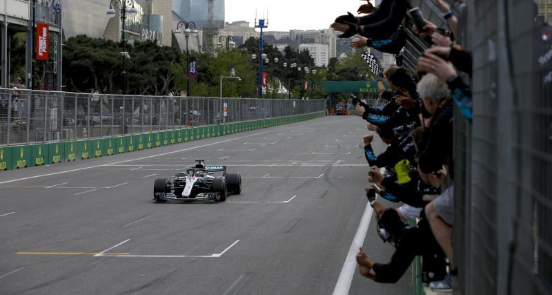 Grand Prix d'Azerbaïdjan : les enjeux du 4e Grand Prix de la saison