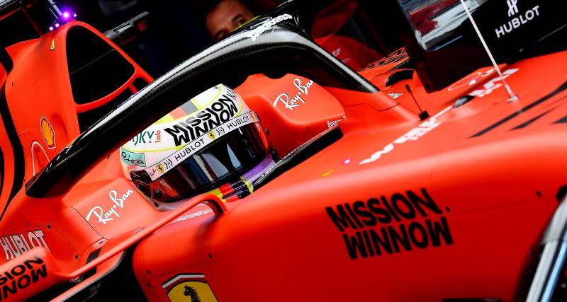 Ferrari enfin à sa place ?