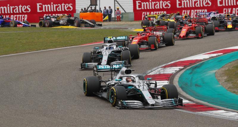 Et de quatre pour Mercedes ?