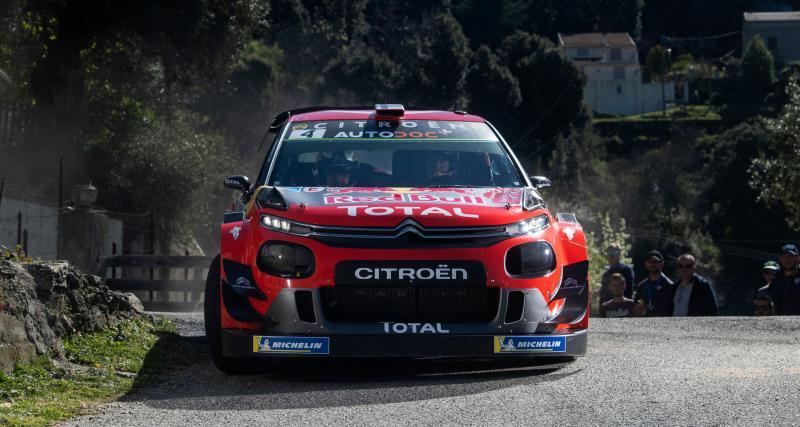 Le rallye d'Argentine WRC en streaming
