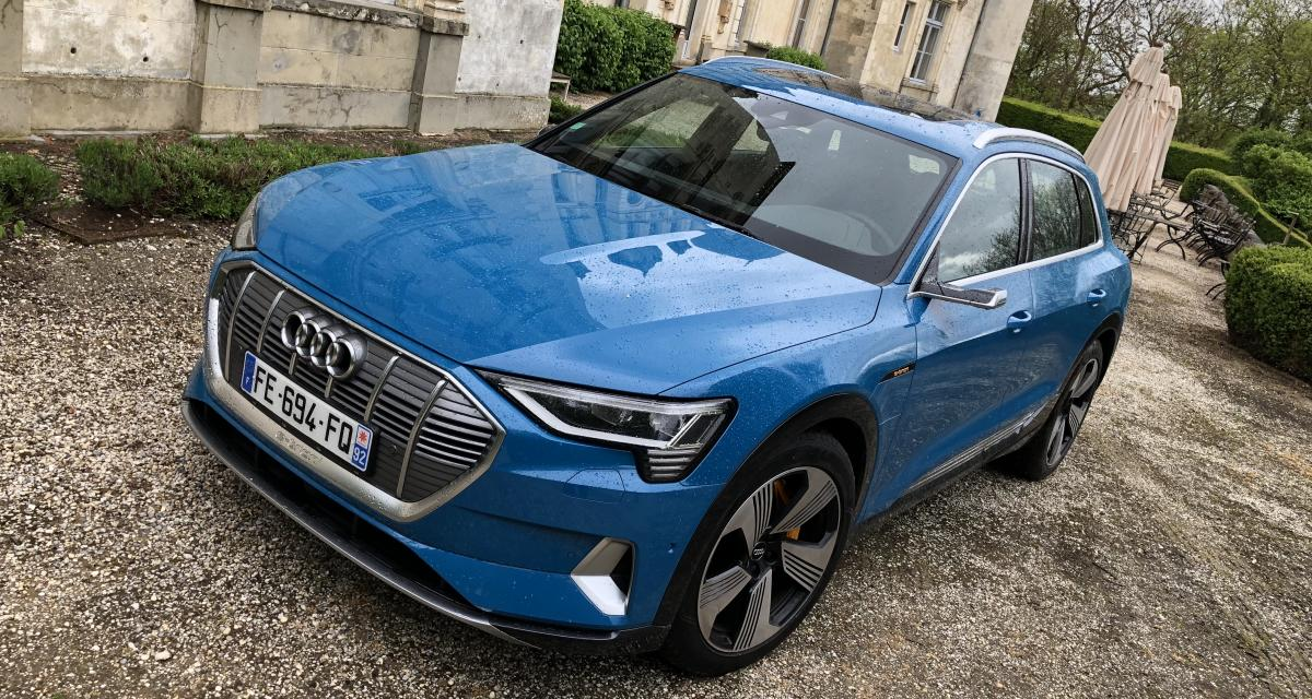 Audi e-tron 55 quattro : notre essai complet du 1er SUV 100% électrique