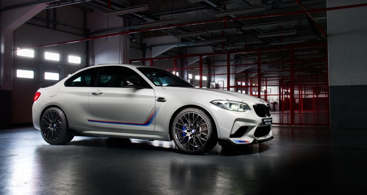 BMW M2 Competition : toutes les photos de l'Édition Héritage