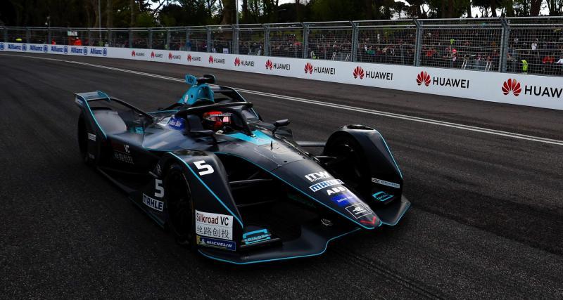 La course de Formule E du 27 avril en streaming