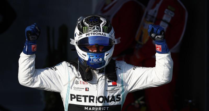 GP d'Azerbaïdjan de Formule 1 : Bottas en pole, la grille de départ