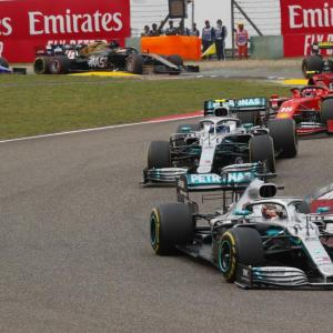 GP d'Azerbaïdjan de Formule 1 : nouveau doublé Bottas - Hamilton, le classement complet