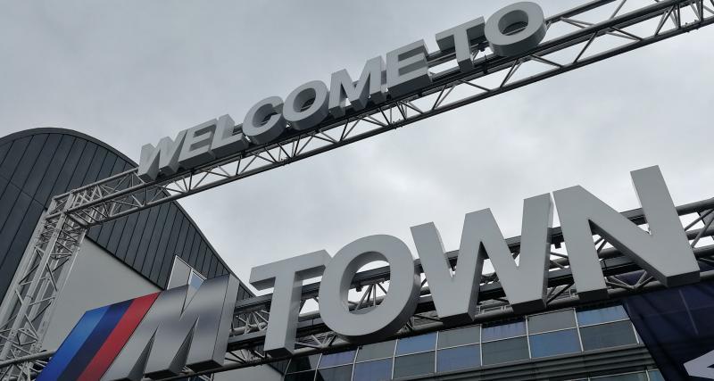 BMW M Town Festival : nos photos de l'événement sur le circuit de Magny-Cours