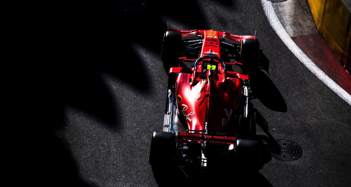 Formule 1 : le week-end de Ferrari au Grand Prix d'Azerbaïdjan en photos
