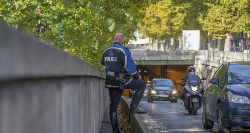 Périphérique parisien : baisse de la vitesse à 50 km/h, poids lourds interdits... le rapport qui fait peur
