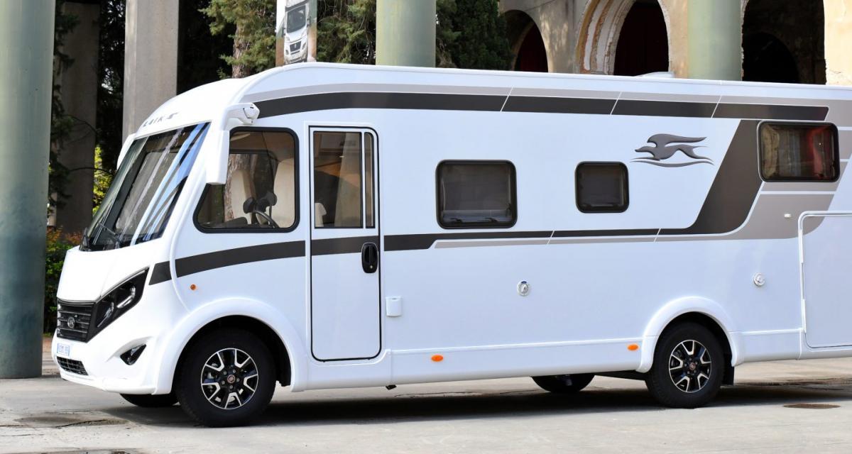 Camping-car Laika : la nouvelle collection Kosmo 2020
