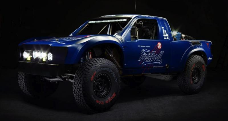 "Ford Raptor ""Fastball"" : toutes les photos du pick-up extrême"